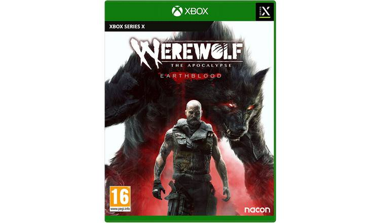 Werewolf: The Apocalypse Earthblood Xbox Series X Game