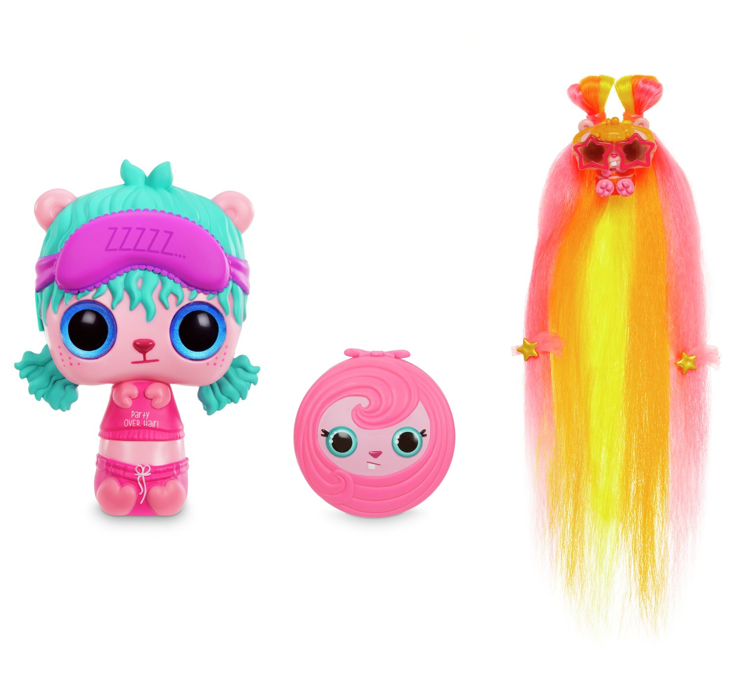 Pop Pop Hair Surprise Pets Playset Assortment