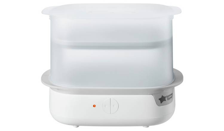 Tommee Tippee Super-Steam Advanced Electric Steriliser White
