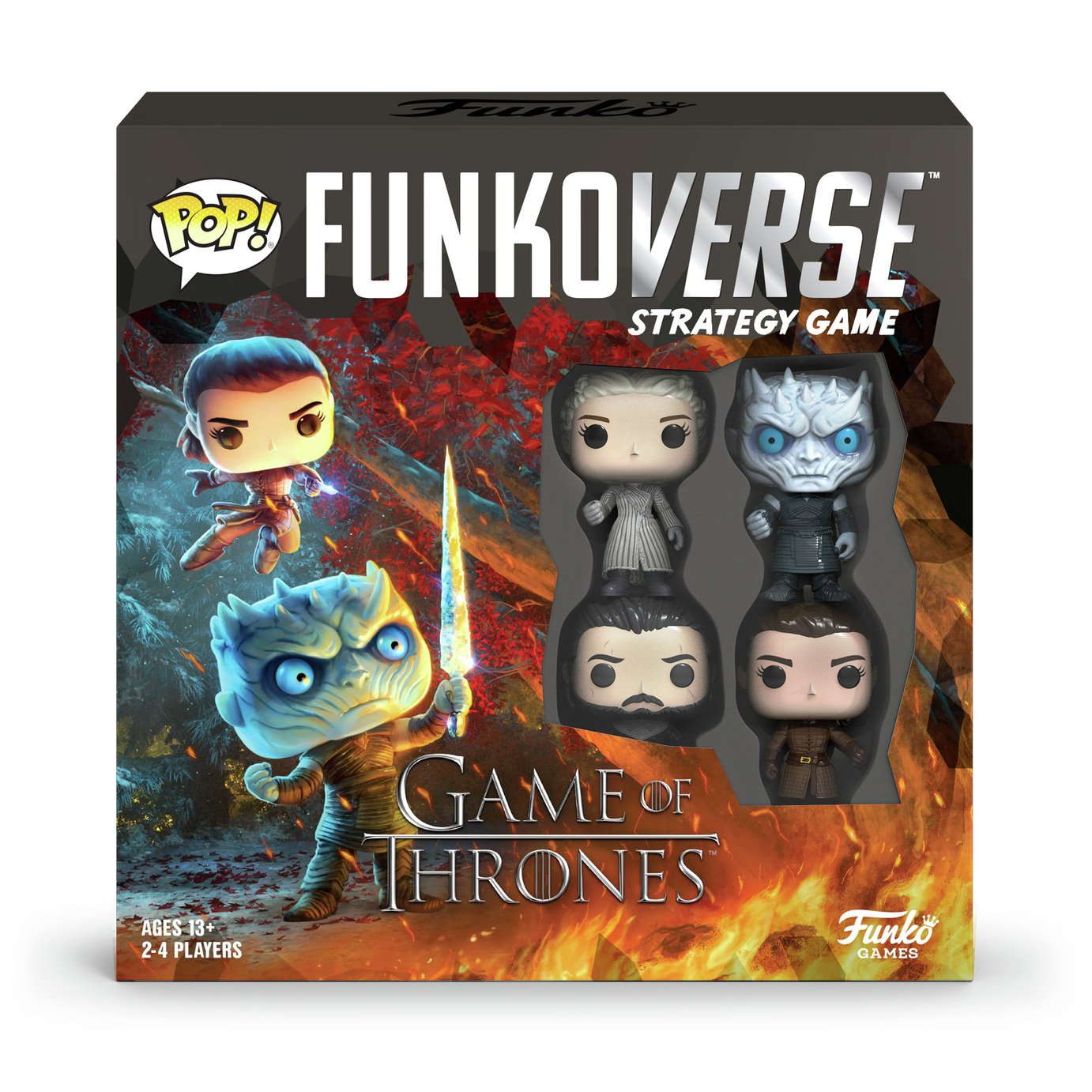Funkoverse Game of Thrones Game