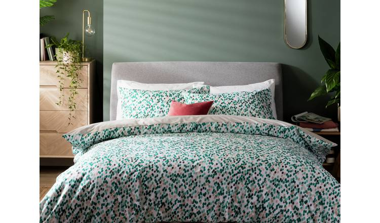 Habitat Angelica Teal Bedding Set - Single