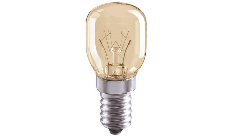 Argos Home 15W SES Fridge Light Bulb