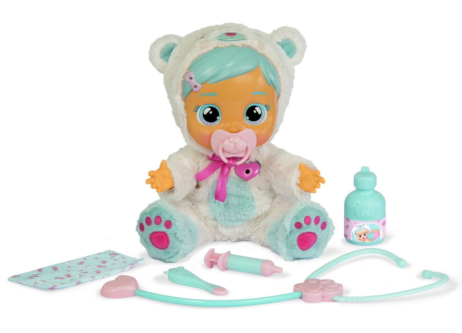 Cry Babies Kristal Doll