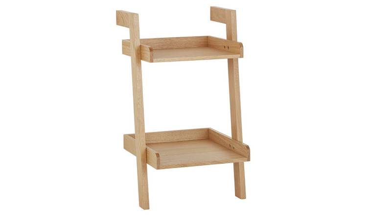 Habitat Jessie Oak Bedside Table