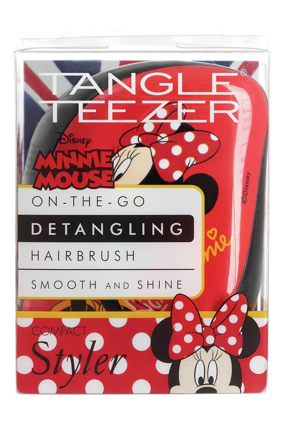 Tangle Teezer Minnie Mouse Compact Styler