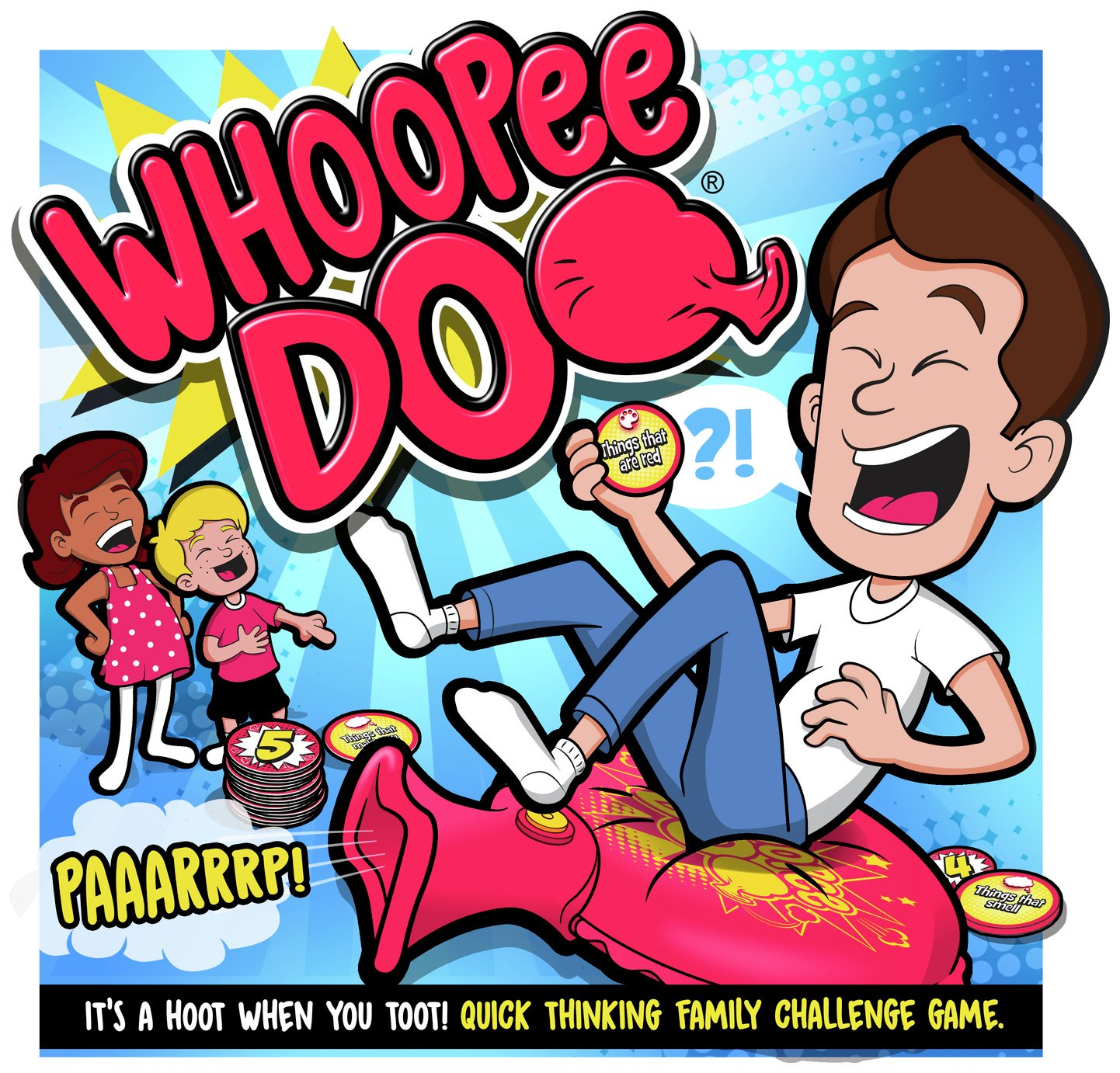 Ideal Whoopee Doo Game