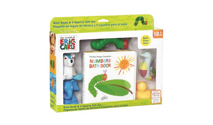 The Very Hungry Caterpillar Bath Gift Set
