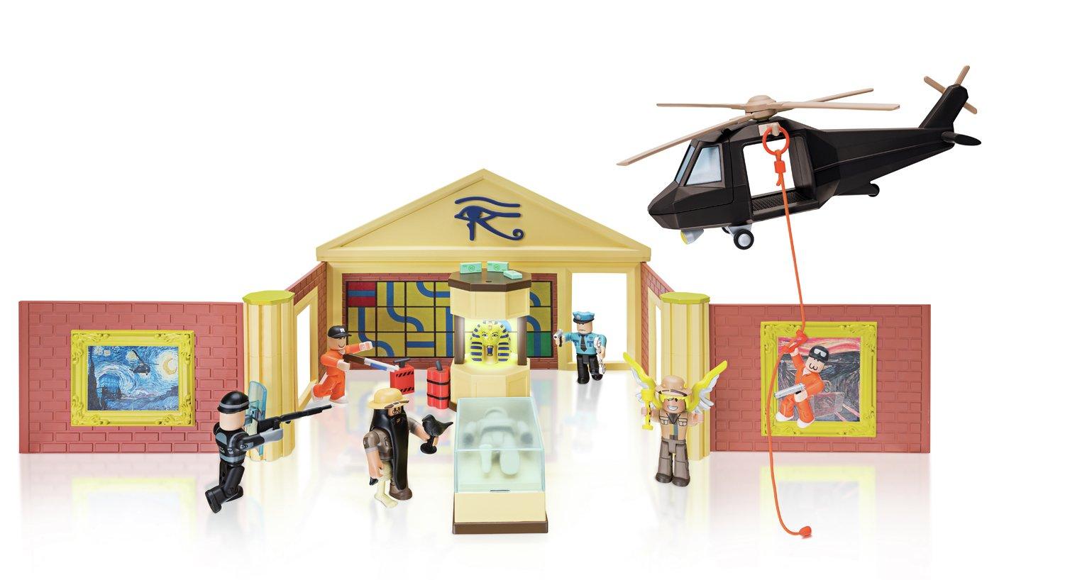 Roblox Jailbreak: Museum Heist - Deluxe Playset