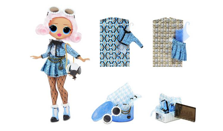 LOL Surprise OMG Uptown Girl Fashion Doll
