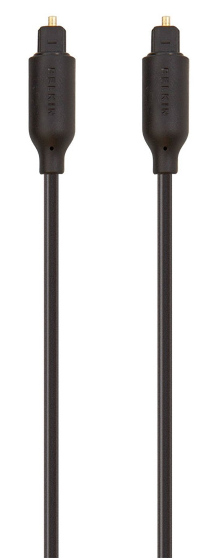 Belkin 2m Audio / Digital Optical Cable - Black