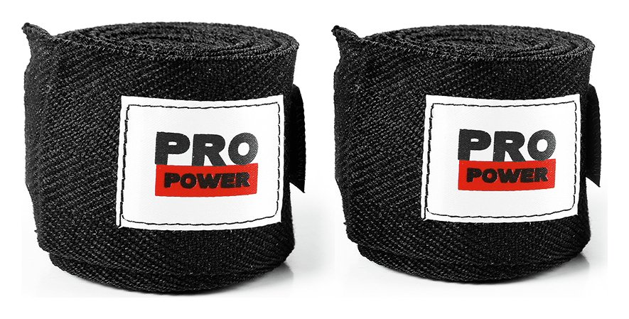 Pro Power Boxing Hand Wraps