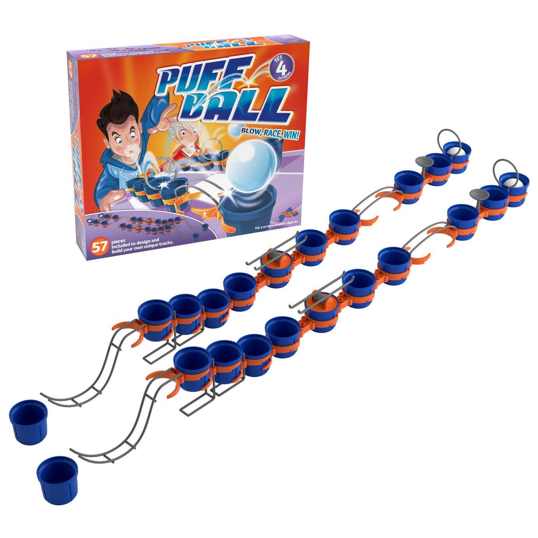 Drumond Park Puff Ball Game