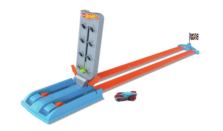 Hot Wheels Drag Race Playset