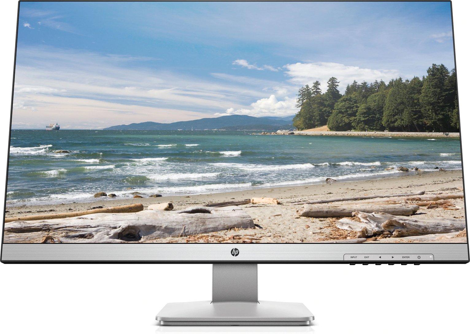 HP 27Q 27 Inch QHD Borderless Monitor