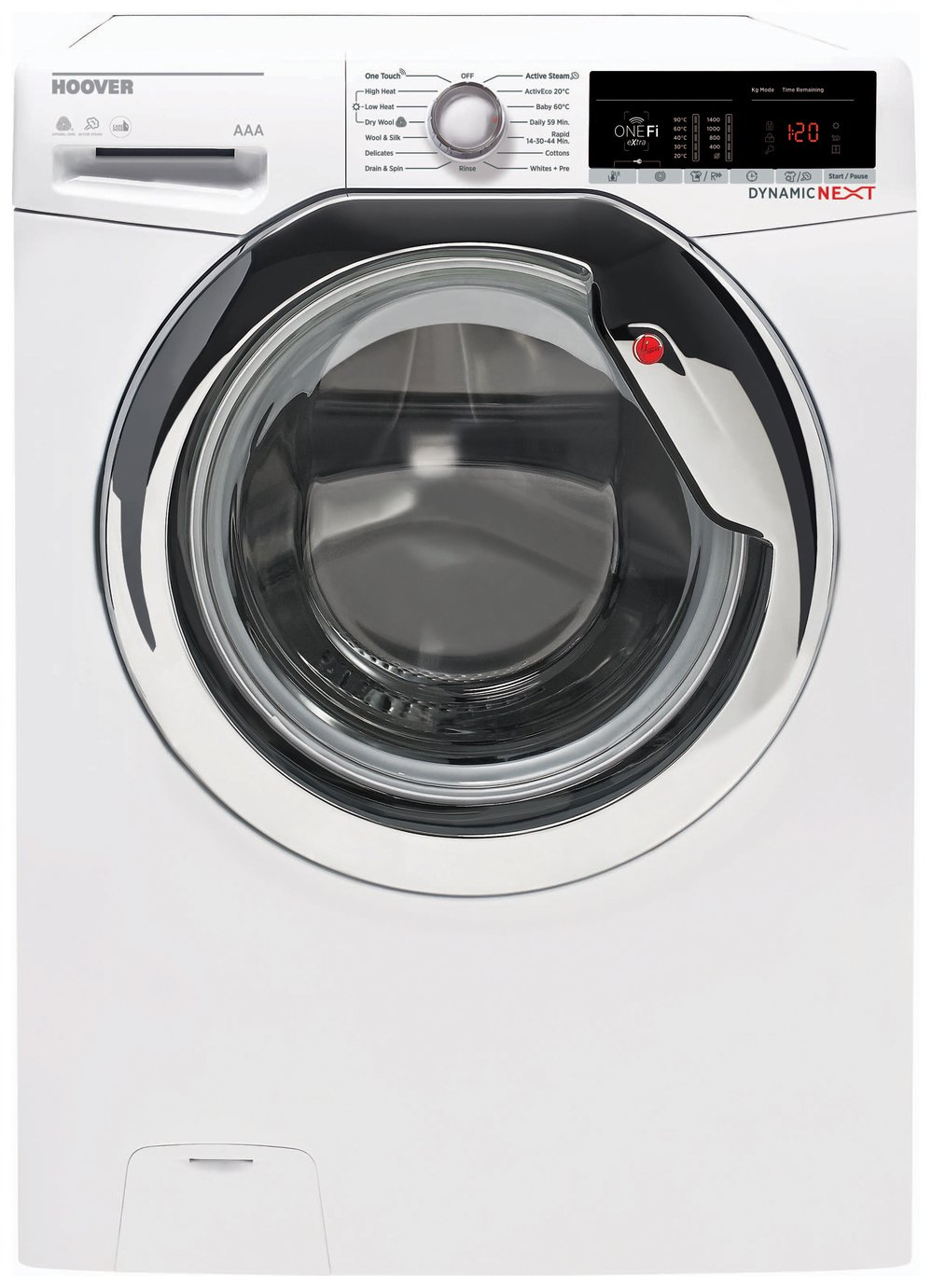 Hoover WDWOAD4106AHC 10KG 6KG Washer Dryer - White
