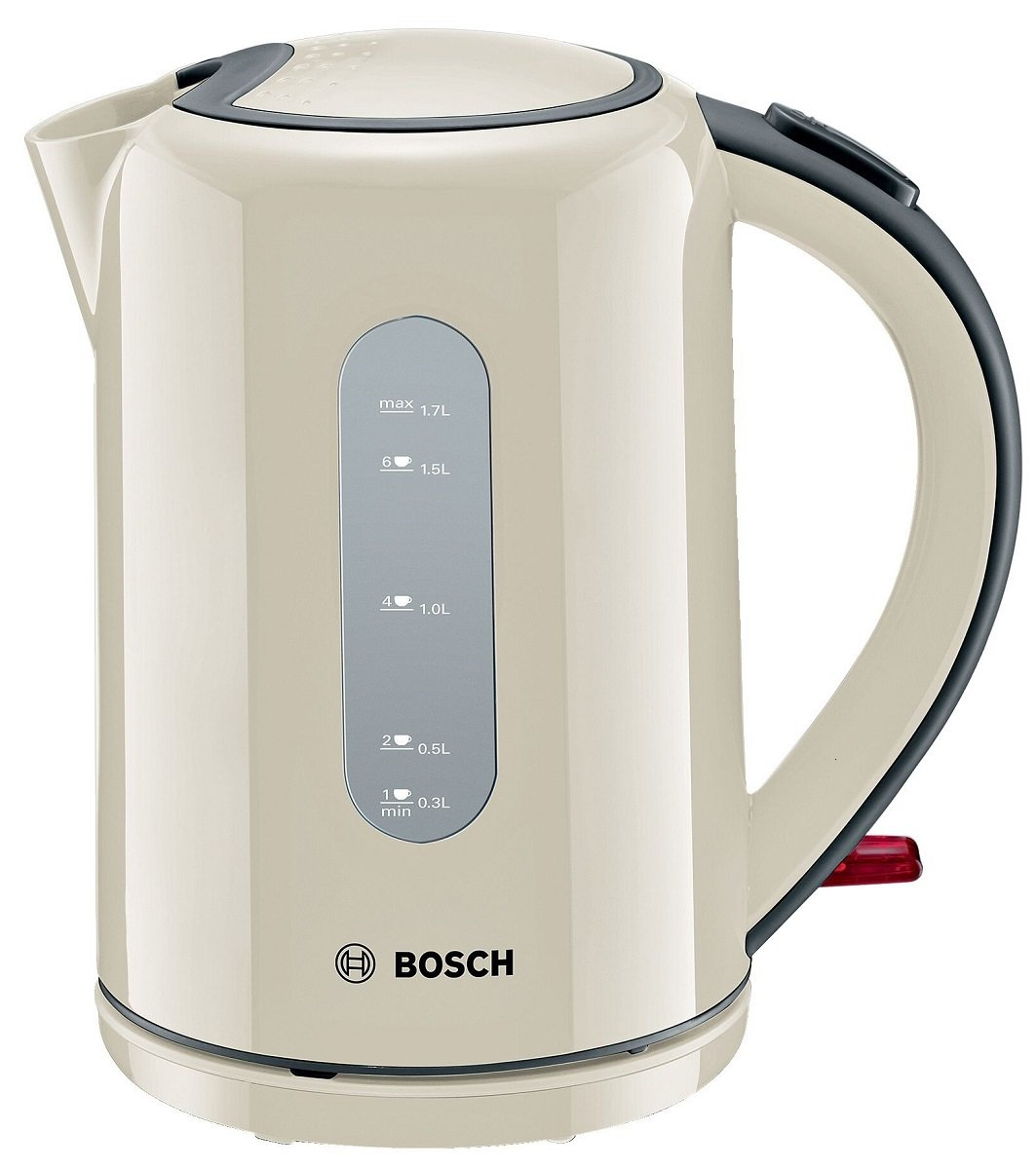 Bosch TWK76075GB Village Kettle - Cream