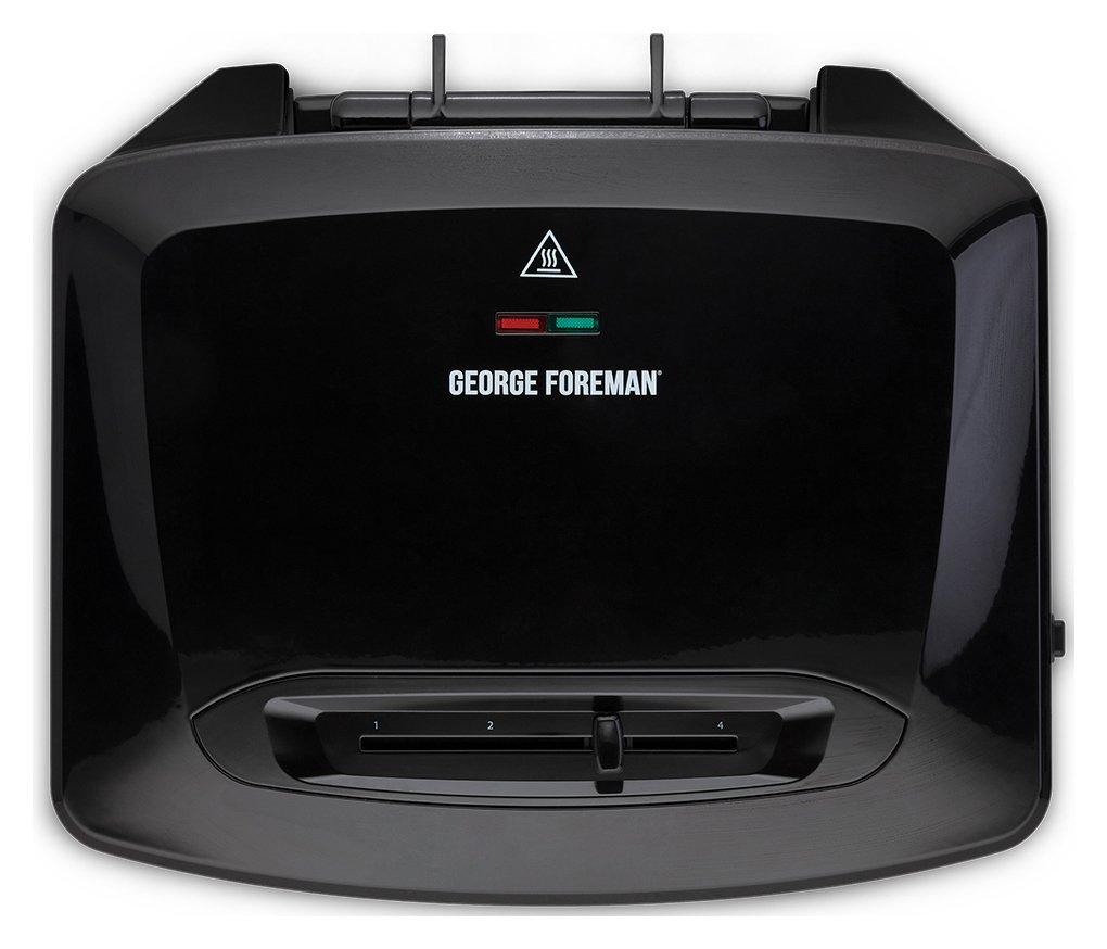 George Foreman 25360 8 Portion XL Health Grill