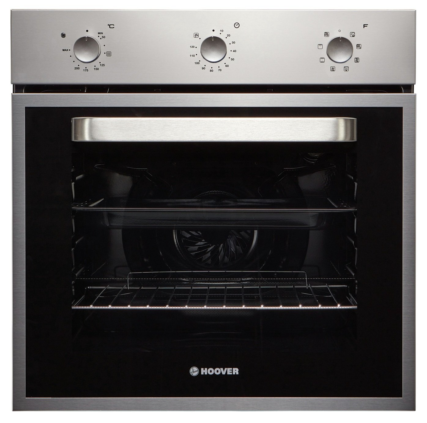 Hoover HOE1051IN/E Single Oven - Stainless Steel
