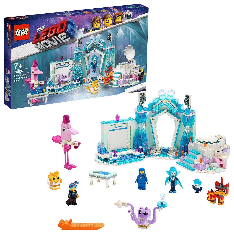 The LEGO Movie 2 Shimmer & Shine Sparkle Spa - 70837
