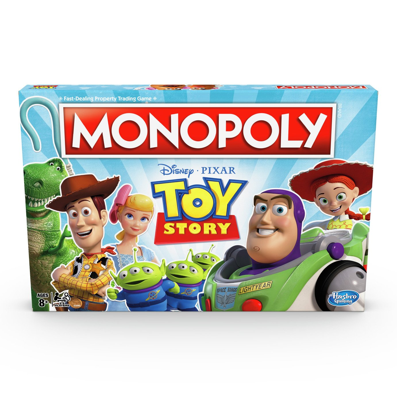 Monopoly Toy Story from Hasbro Gaming
