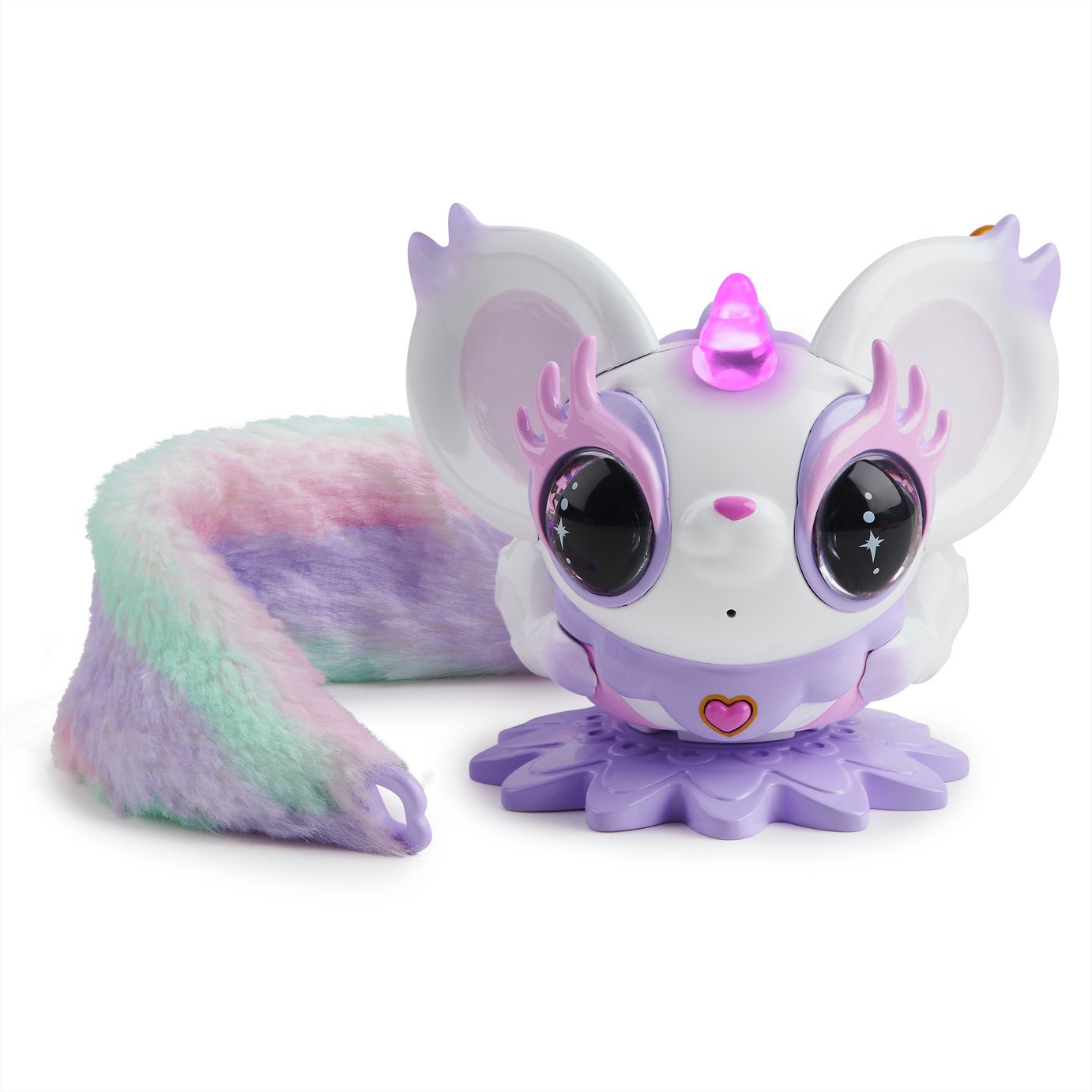 Pixie Belles - Esme (White) - Interactive Enchanted Animal