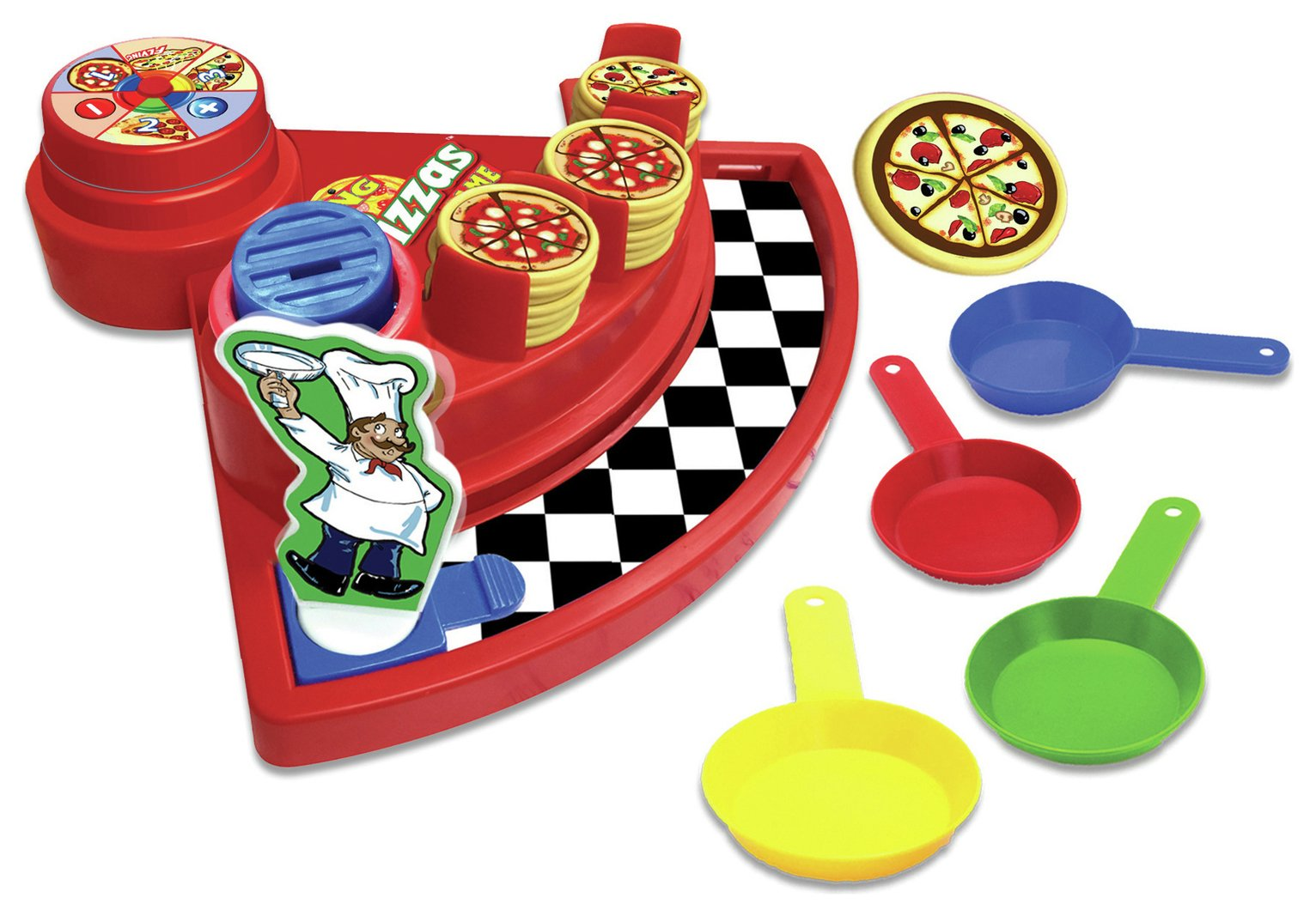 Chad Valley Flying Pizza Game