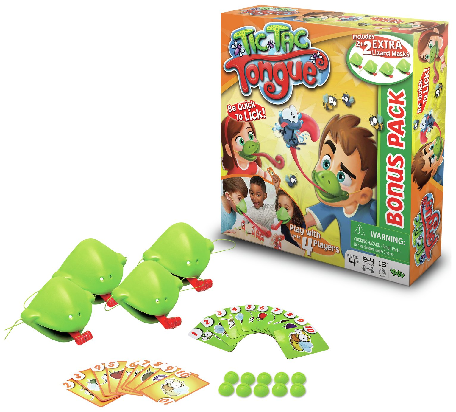 YULU Tic Tac Tongue Game