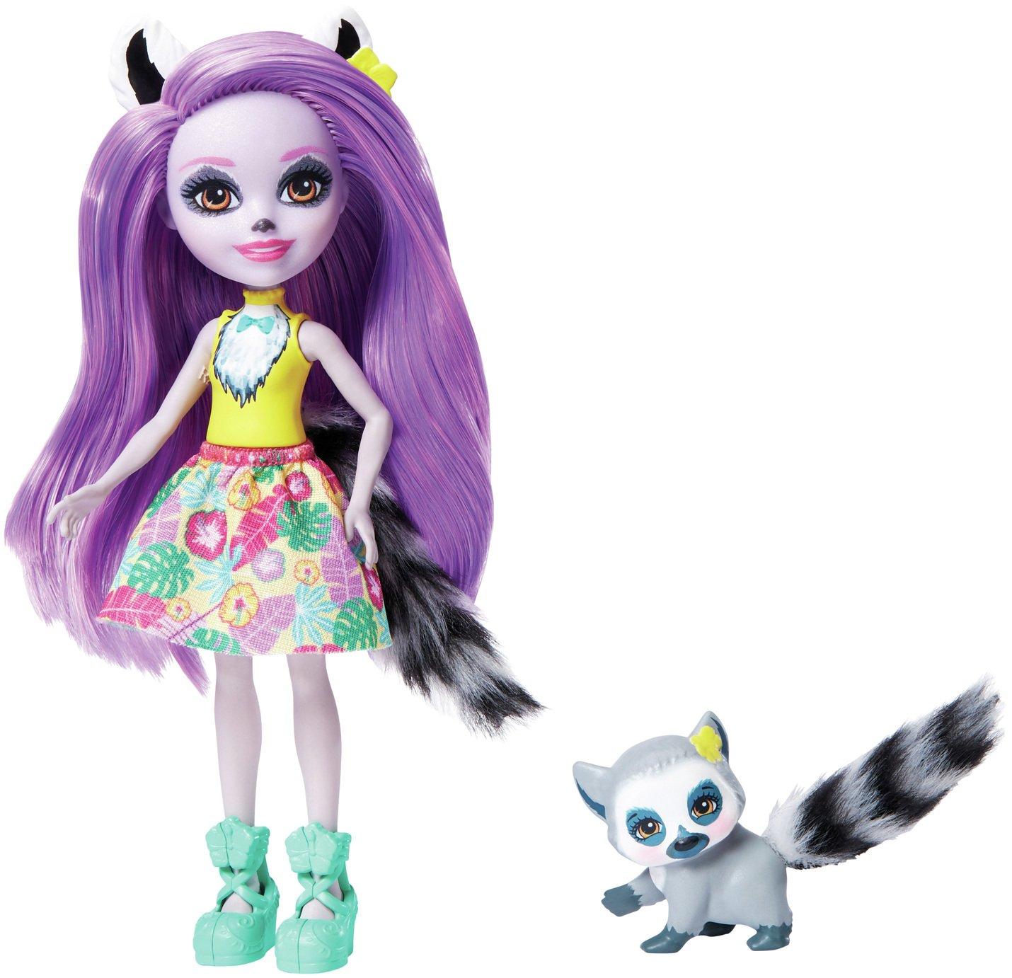 Enchantimals Lemur Doll