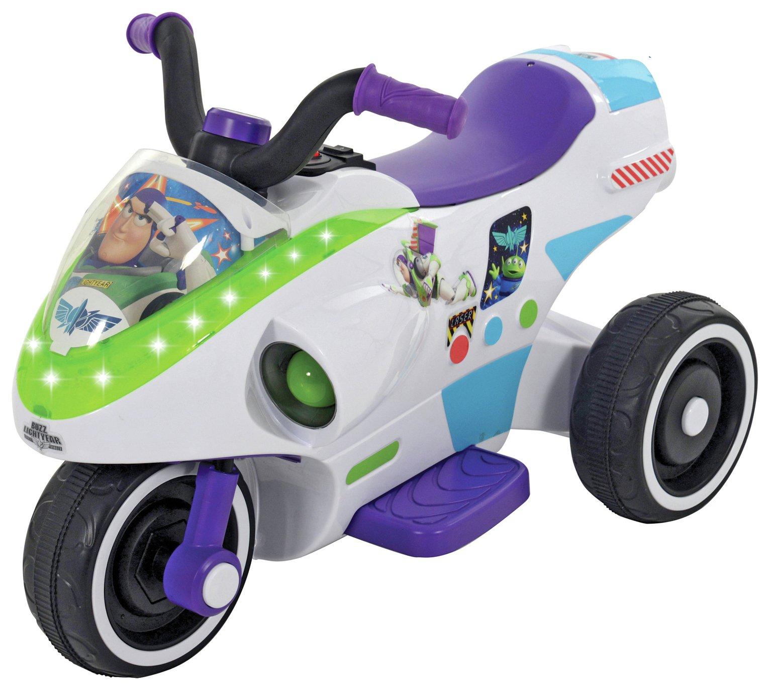 Disney Toy Story Buzz Lightyear 6V Space Cruiser Ride On