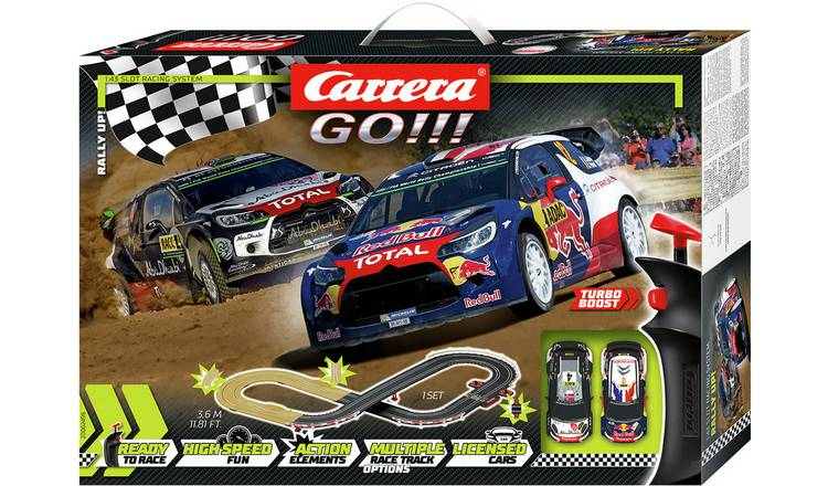 Carrera Rally Up Electric Track Set