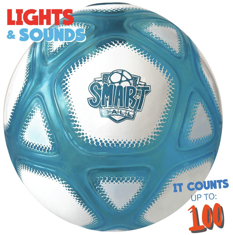 Smart Ball Kick Up Counting Football with Lights and Sounds