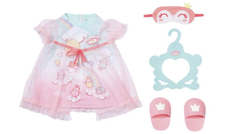 Baby Annabell Sweet Dreams Dolls Outfit