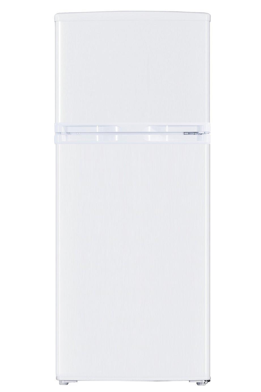 Simple Value ME48113FF Fridge Freezer - White