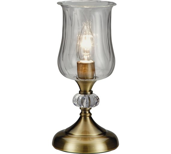 Buy collection hurricane touch table lamp antique brass limited collection hurricane touch table lamp antique brass aloadofball
