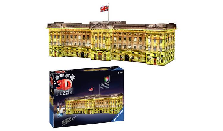 Ravensburger Buckingham Palace 3D 216