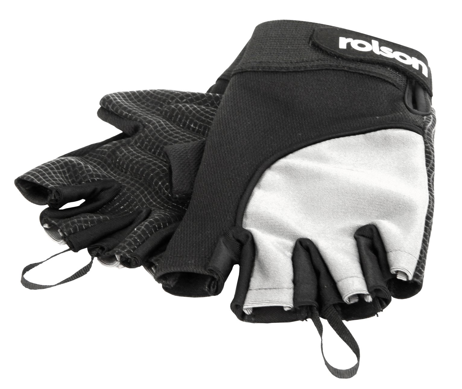 Rolson Fingerless Cycle Gloves