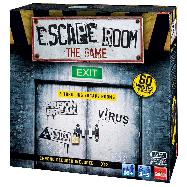 Goliath Games Escape Room Game