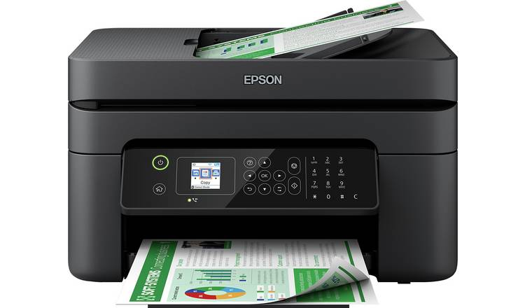 Buy Epson Workforce Wf 2830 Wireless Inkjet Printer