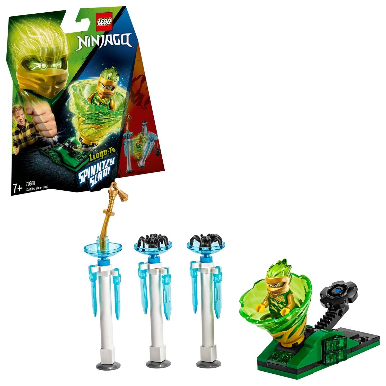 LEGO Ninjago Spinjitzu Slam Lloyd Ninja Toy - 70681