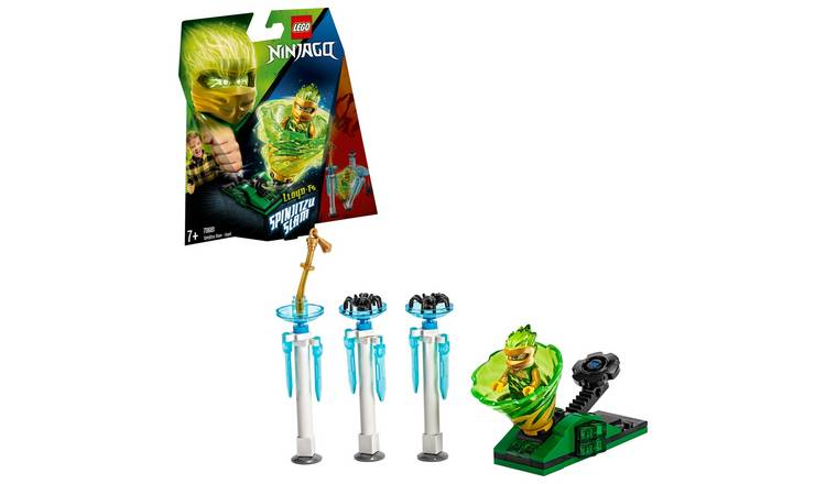 sleek low price sale skate shoes Buy LEGO Ninjago Spinjitzu Slam Lloyd Ninja Toy - 70681 | LEGO | Argos