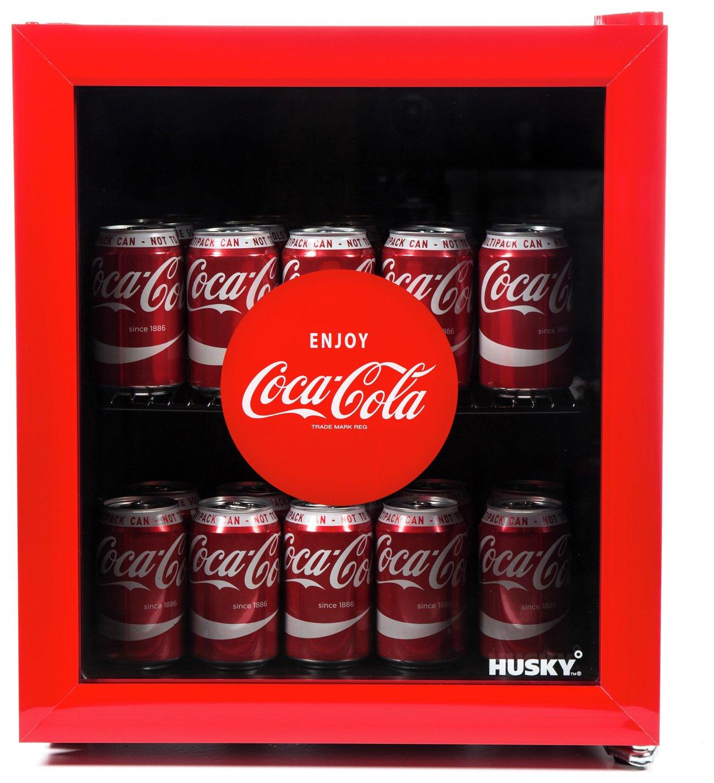 husky coca cola 46 litre drinks cooler black friday deals 2018. Black Bedroom Furniture Sets. Home Design Ideas