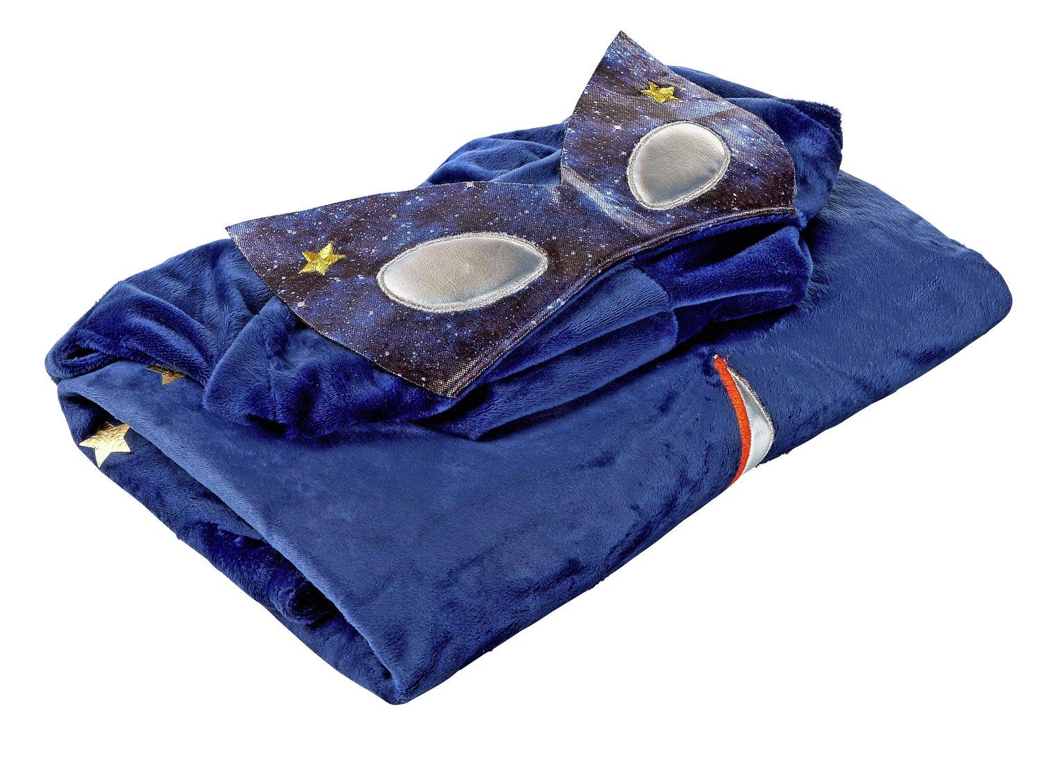Imagination Station Superhero Cape Snuggle Blanket