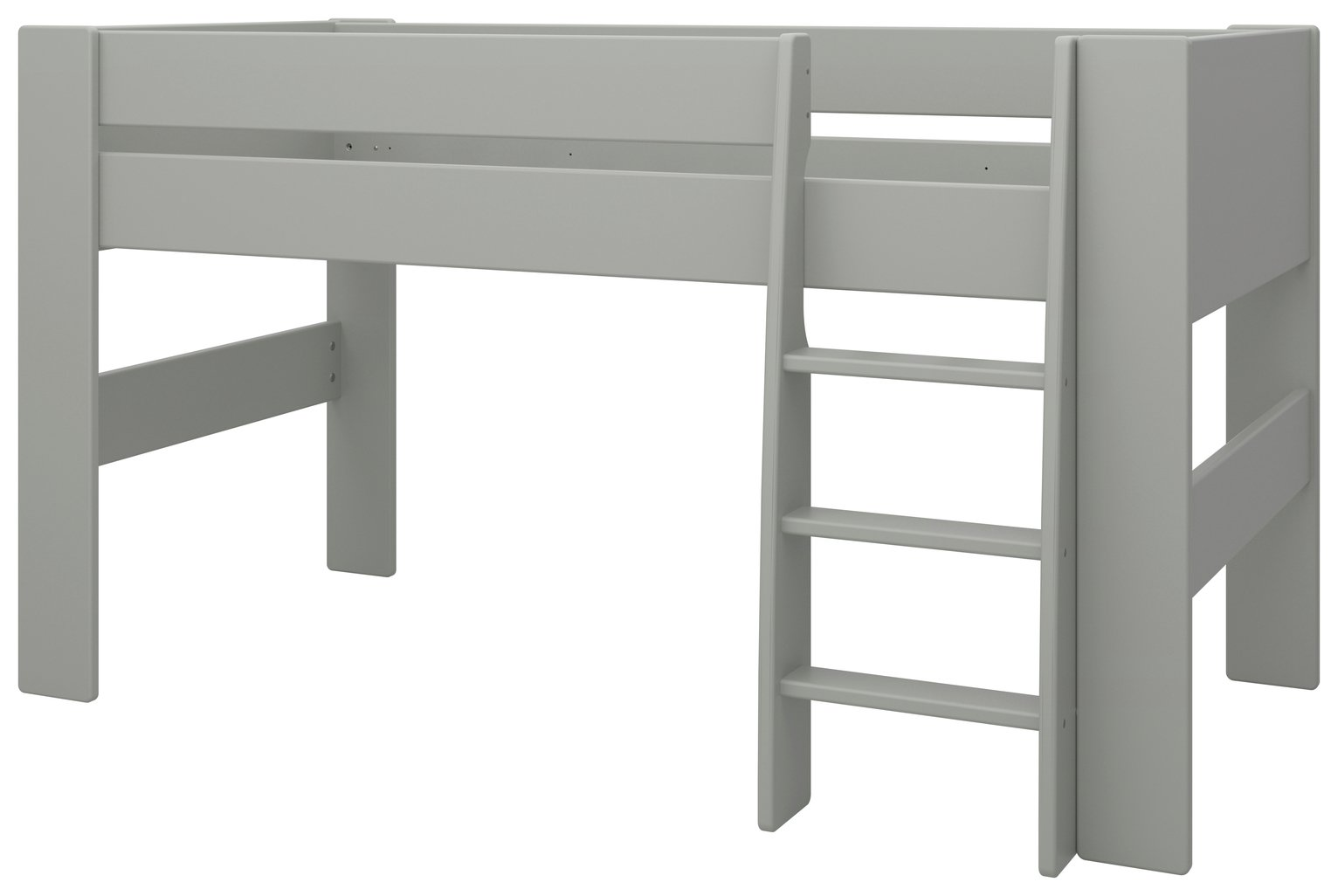 Argos Home Memphis Grey Mid Sleeper Bed Frame