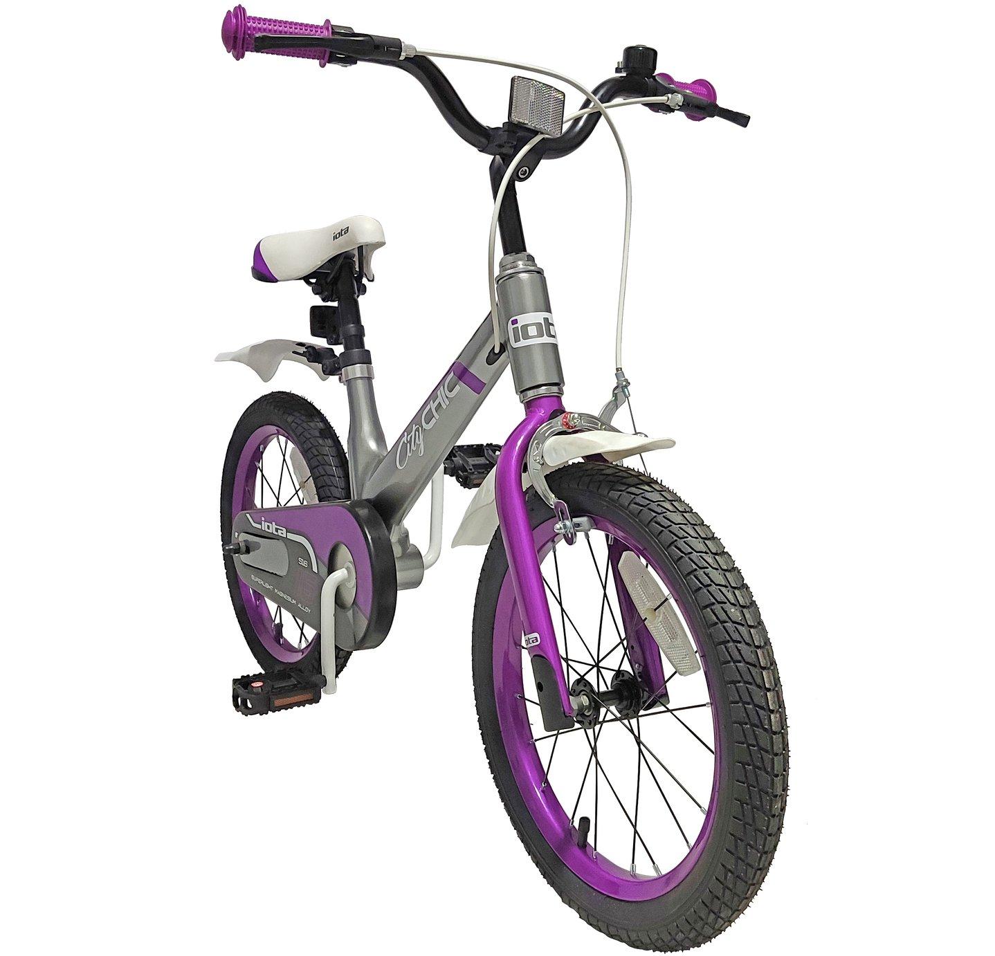 Iota City Chic 16 inch Wheel Size Alloy Kid's Bike