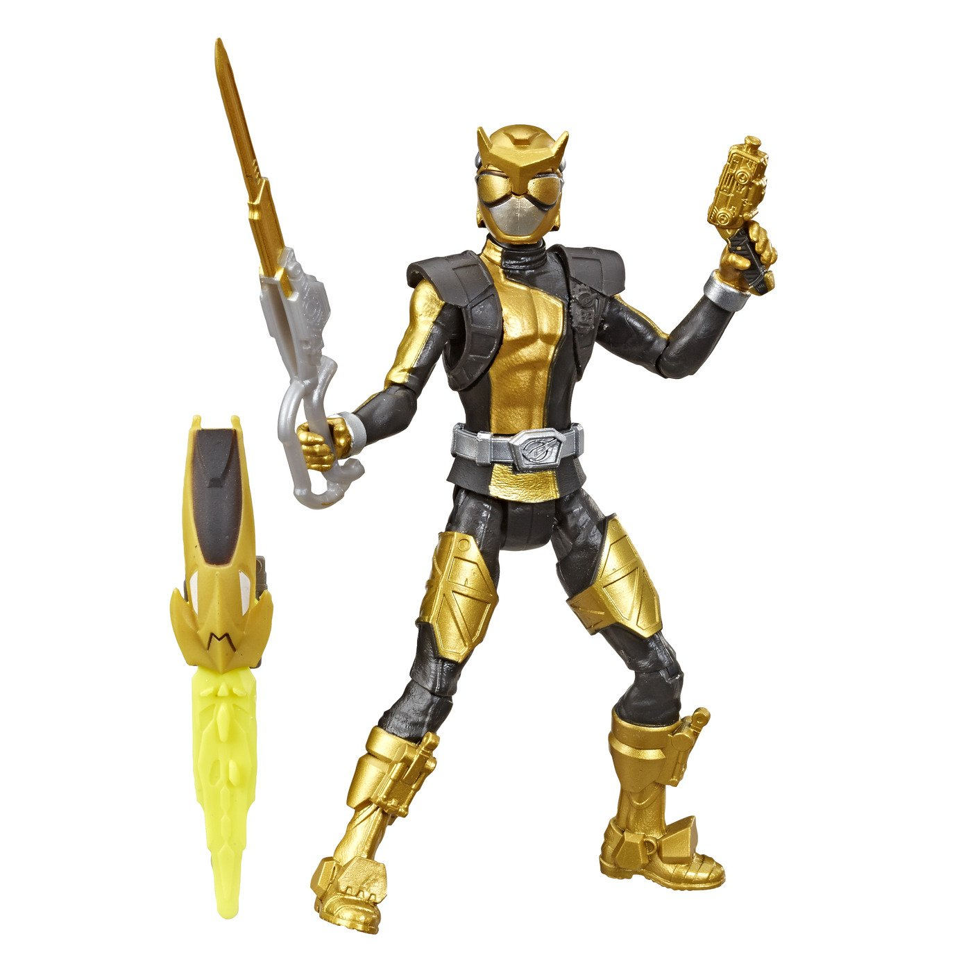 Power Rangers Gold Ranger