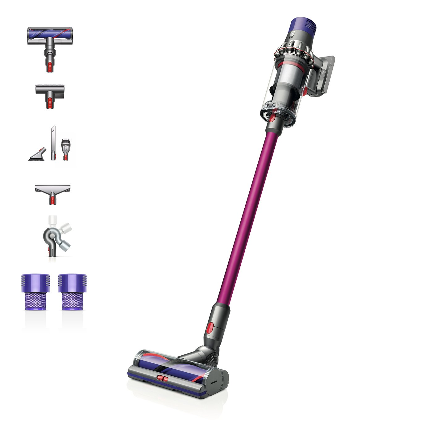 Dyson Cyclone V10 Animal Extra Cordless Vacuum Cleaner