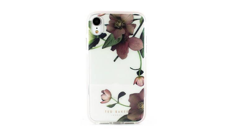 Ted Baker iPhone XR Arboretum Phone Case - Black