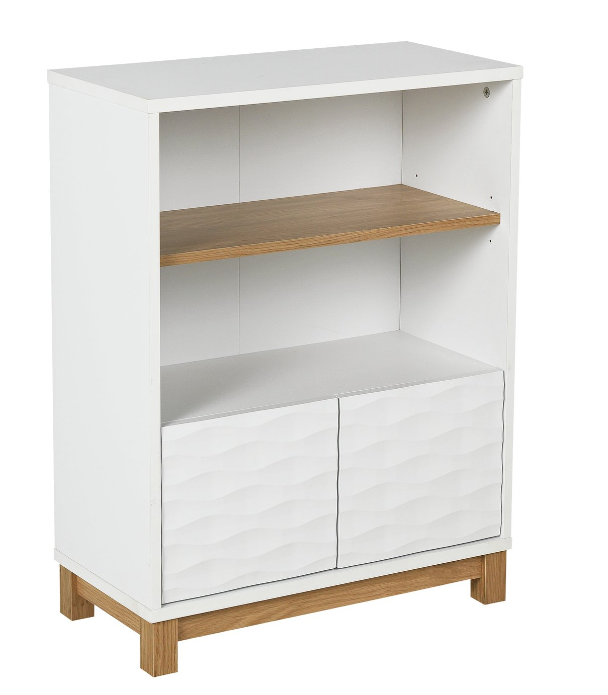 Argos Home Zander Double Unit - White