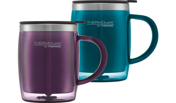 ThermoCafe by Thermos Translucent Travel Mug - 450ml