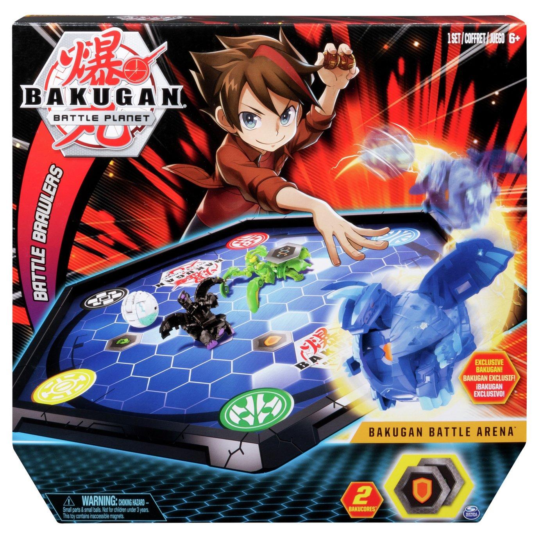 Bakugan Battle Arena